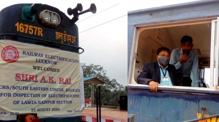 जबलपुर से नैनपुर, बालाघाट से गोंदिया तक रेल चालू होने की जल्द सौगात