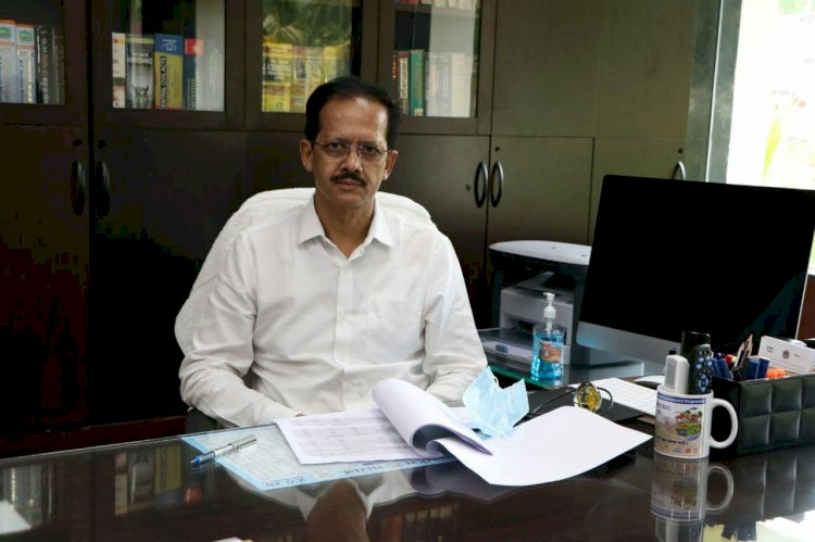 इस जिले के कलेक्टर की तबीयत बिगड़ी, जबलपुर रेफर, निजी अस्पताल में भर्ती