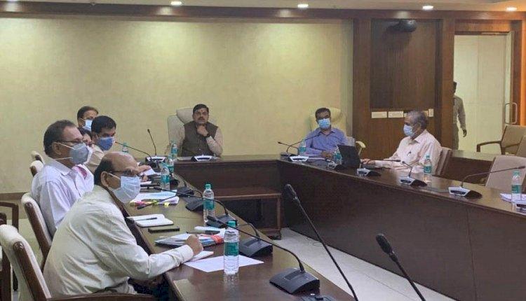 विश्वविद्यालयों के परिक्षेत्र पुनर्निर्धारण में रखें विद्यार्थियों की सुविधा का ध्यान : मंत्री डॉ. यादव