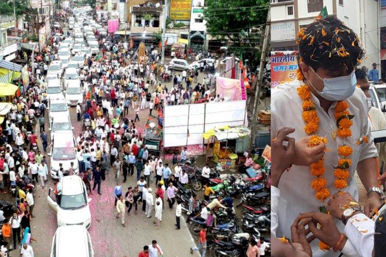 धर्म-जाति के आधार पर नहीं, देश के लिए काम करती है भारतीय जनता पार्टीः सिंधिया